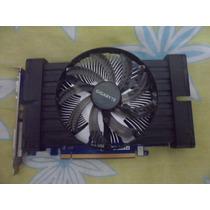 Placa De Video Gigabyte Radeon Hd 7750 1gb Ddr5