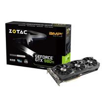 Placa Video Nvidia Zotac Gtx 980 Ti Amp! Edition 6gb 384bits