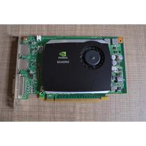 Placa De Vídeo Nvidia Quadro Fx 580 512 Mb Ddr3 Pci Express