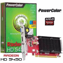 Placa De Vídeo Ati Radeon Hd 5450 1gb Ddr3 64 Bits