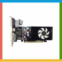 Placa Vídeo Vga Geforce Gt 610 1gb Ddr2 64 Bit Pci-exp 3.0