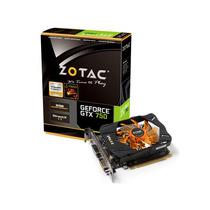 Geforce Zotac Gtx Performance Nvidia Gtx 750 2gb Ddr5 128bi