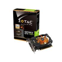 Placa Video Nvidia Zotac Gtx 750 Ti 1gb Ddr5 128bit 640 Cuda