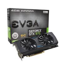 Geforce Evga Nvidia Gtx 970 - Sc - Acx - 4gb - 256 Bits