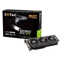 Placa De Video Zotac Gtx 970 Amp! Omega Core Edition 256bit