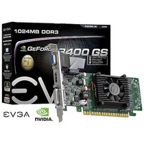 Placa De Video Geforce Nvidia 8400 Gs 1gb Ddr3 64 Bits - 01