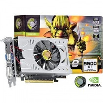 Placa De Video Geforce Nvidia 9500 Gt 1gb Ddr2 128 Bits