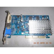 Placa De Video Albatron Mx480e Geforce 4 Agp 64mb 8x (hd151)