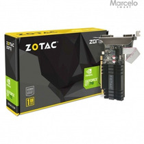 Oferta Placa Vga Zotac 1gb Geforce Gt 710 Gddr3 Pci Express