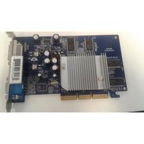 Placa De Video Geforce Fx 5200 256mb