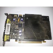 Placa De Video Gf7600gs 512mb Ddr2 Dual Dvi Tv Pci E