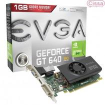 Promoção Placa De Video 1gb Geforce Gt640 Evga Opengl 4.2