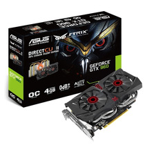 Placa De Vídeo Asus Strix Gtx 960 4gb Gddr5 128bits