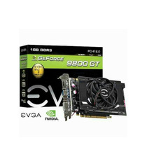 evga Geforce 9800gt 1gb Ddr3 256 Bits