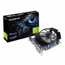 Placa De Vídeo Gigabyte Geforce Gt740 1gb Ddr5 128 Bits