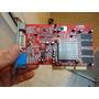 Placa De Video Agp Radeon 7000 64mb 64bits Vga Dvi
