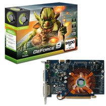 Placa Vídeo Geforce Point Of View Gt9500, 1gb Mania Virtual