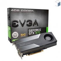 Placa Vga Evga Geforce Gtx 970 4gb Transporte Grátis
