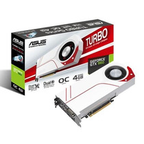 Placa De Vídeo Asus Gtx 960 4gb Turbo Oc Gddr5 128bits