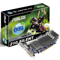 Placa De Vídeo Asus Geforce En210 1gb Ddr3 64 Bits En210