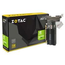 Placa Vga Nvidia Geforce Gt 710 1gb Zotac Gddr3 Frete Grátis