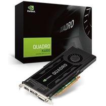 Nvidia Quadro K4000 Pny 3gb Ddr5 192bits