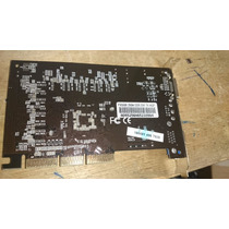 Placa De Vídeo Agp Geforce Fx5500 256 Mb 128 Bits Tv