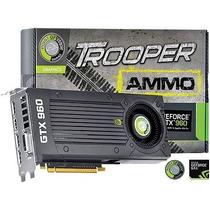 Placa De Video Geforce Gtx 960 Trooper 2gb ***promoção***