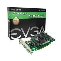 Placa De Vídeo Geforce 9800gt 1gb Ddr3 Nvidia 01g-p3-n988-tr