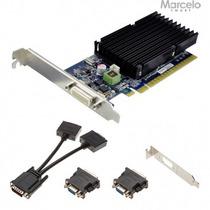 Placa De Vídeo Pny Geforce 8400gs 1gb 64 Bits Frete Grátis