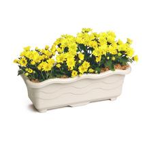 Vaso Jardineira Marmore P/ Plantas Peças Coloridos ( 50cm)