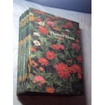 Plantas E Flores - 6 Volumes (sebo Amigo)