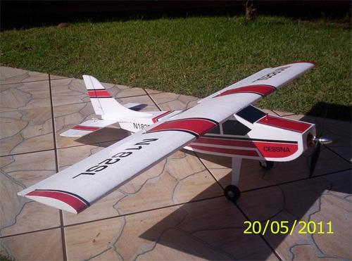 Plantas Para Aeromodelo Em Pdf Mais De 50 Modelos