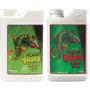 Advanced Nutrients Kit Iguana Juice Grow + Bloom 1l Lacrado