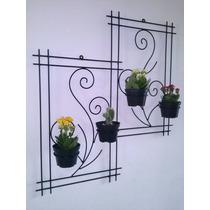 Porta Vasos Vertical P/ Plantas E Flores !