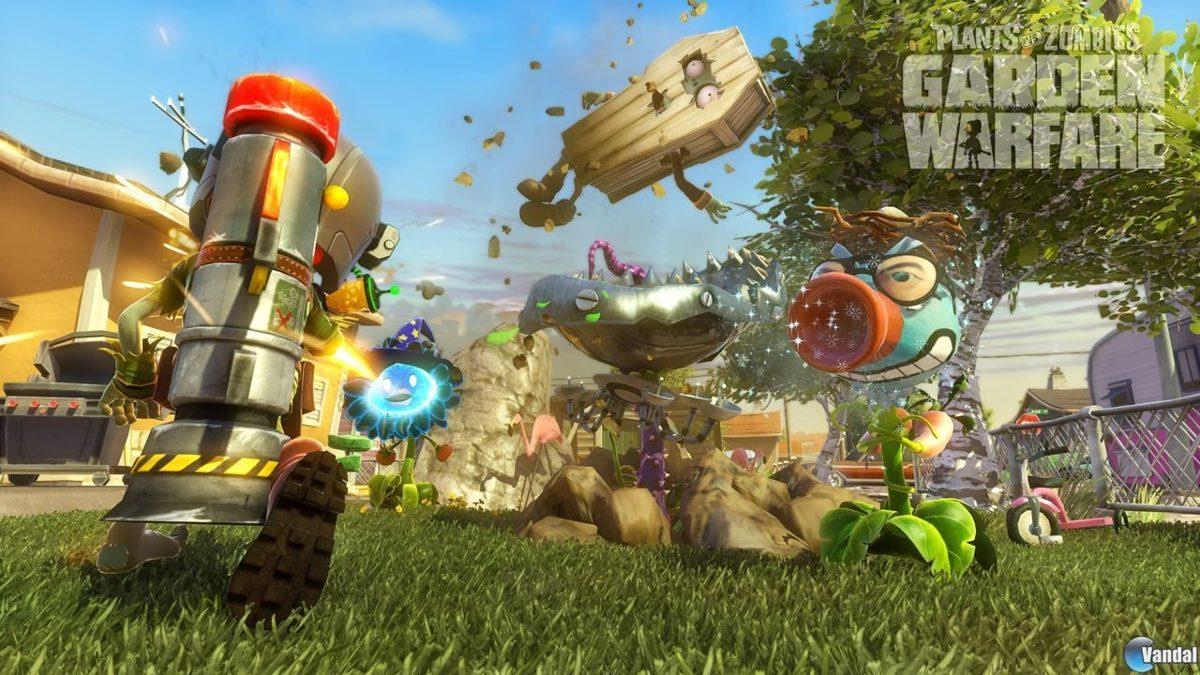Plants Vs Zombies Garden Warfare Xbox 360 Codigo R 69 90 No Mercadolivre