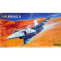 Avião Rafale A Heller 1/48 Tipo Kit Revell E Tamiya
