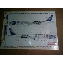 Ana All Nippon Airways Boeing 787-900 Em Escala 1/144