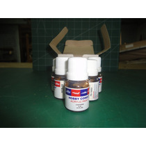 Tinta Acrylica P/plastimodelismo 8ml Transparente