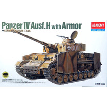 Tanque Panzer Iv Ausf.h Academy 1/35 Kit Tipo Tamiya Revell
