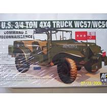 Dodge U.s 4/4 Truck Command Car Afv Model