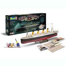Miniatura Para Montar Navio100 Anos De Titanic 1/400 Revell
