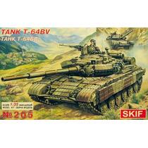 Skif Models-tanque Russo T-64bv
