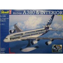 Revell Airbus A380 & Interior