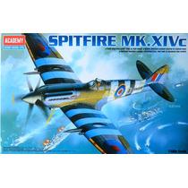 Avião Spitfire Mk Xivc Academy 1/48 Tipo Kit Revell E Tamiya
