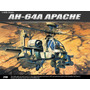 Ah-64 A Apache Academy 1/48 Tipo Kit Revell E Tamiya