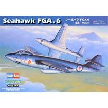 Hobbyboss - Aviao Seahawk Fga.6