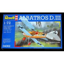 Caça Alemão Primeira Guerra Albatros D Ill - Kit 1/72 Revell