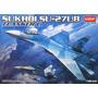 Sukhoi Su-27 Ub Da Academy Escala 1/48