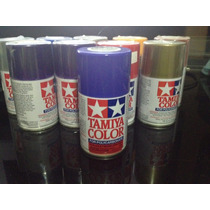 Tinta Spray Tamiya Ps35 Ps-35 Blue Violet Azul Violeta 100ml